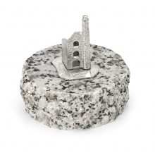 Cornish Engine House Paperweight