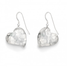Kerenza Heart Earrings