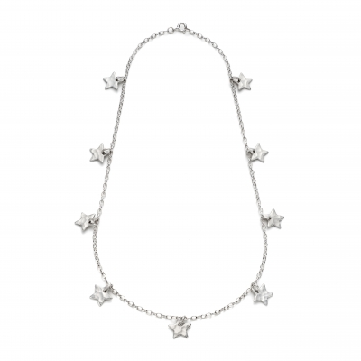 Kerenza Short Charm Necklace