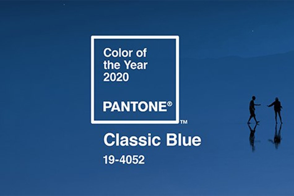 Colour of the Year 2020!