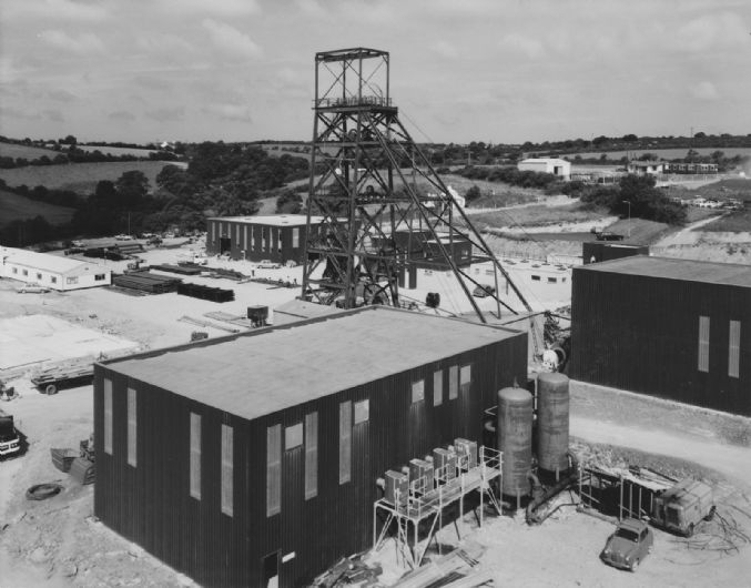 Image for: History of South Crofty Mine